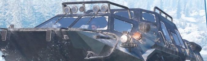Обрезанное фото TUZ 420 для игры SnowRunner