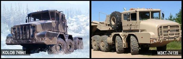 Сравнение игрового грузовика по фото и настоящего