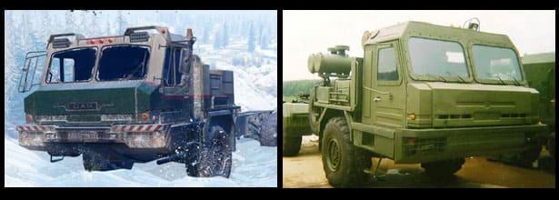 Фото сравнение игрового грузовика и настоящего