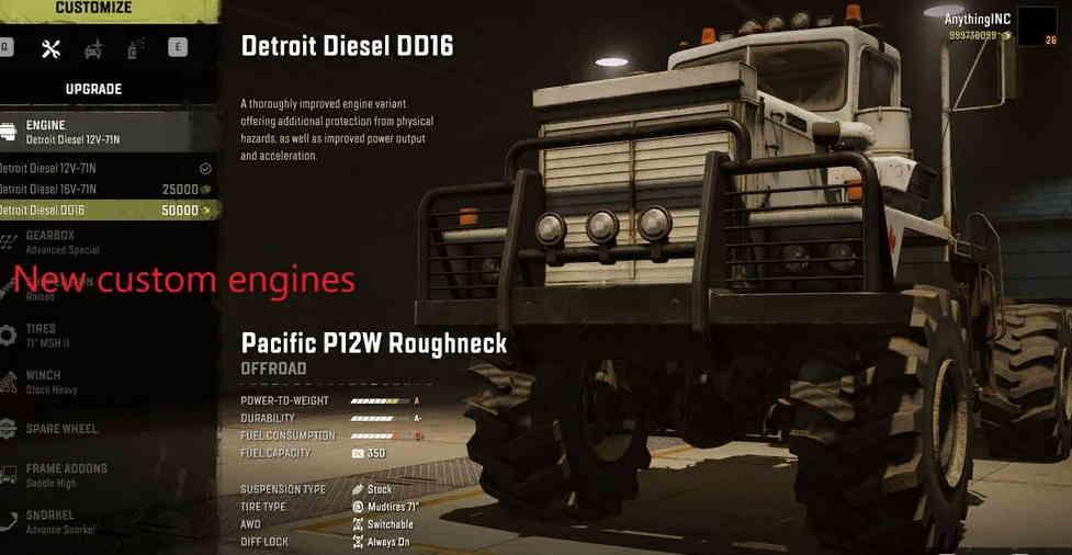 Обновленный Pacific P12W
