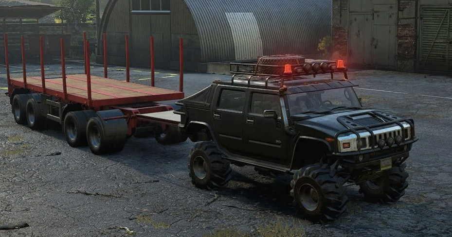 Обновленный Hummer H2