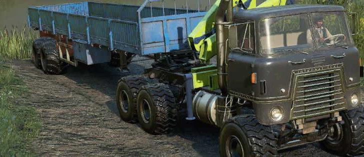 International Transtar 4070A