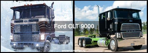 Ford CLT 9000 настоящий и игровой фото