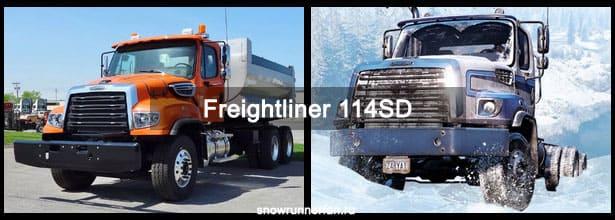 Freightliner 114SD фото игрового и настоящего