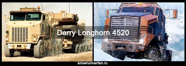 Сравнение игрового и настоящего грузовика