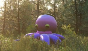 Octopus в игре SnowRunner