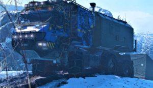 Azov 42-20 Antarctic XXL в SnowRunner