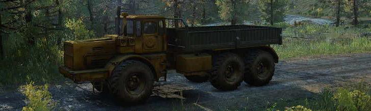 К-700 Кировец 6х6