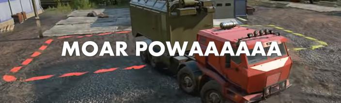 MOAR POWAAAAAA мод