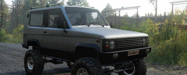 УАЗ-3170 Terra