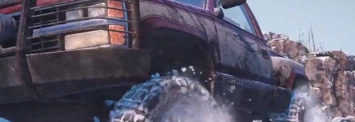Увеличение мощности двигателей в SnowRunner
