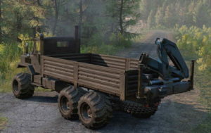 Ank MK38 от Emil's с русским миникраном