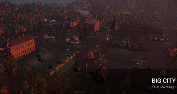 Ката Canadian Runner 01 - The Town