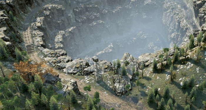 Скриншот из игры Сноураннер Сверхглубокая 2020 (Superdeep)
