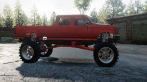 limes 1993 l400 В красном окрасе
