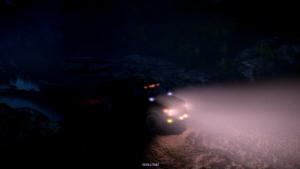GWC G 150 Вид ночью