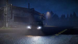 Weakth0r Scout1 Вид ночью вкл фарами