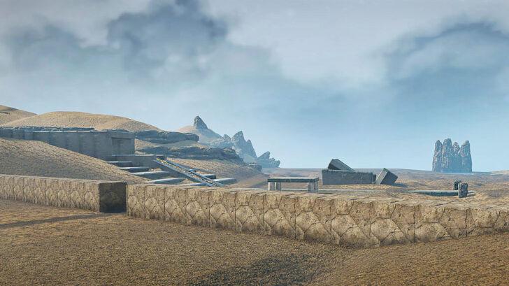 Карта Черные пески Обложка